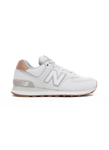 New Balance Spor Ayakkabı Krem